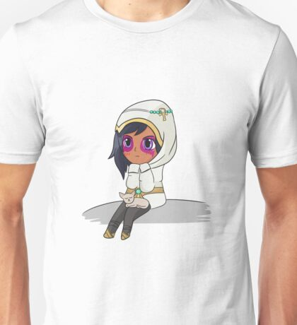 mirage and cat Unisex T-Shirt