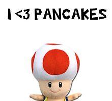 I <3 PANCAKES by Heymike88