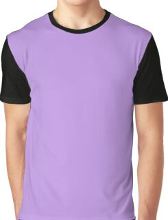 Bright Lavender Graphic T-Shirt
