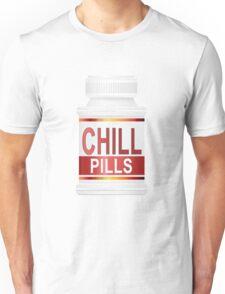 Chill pills. Unisex T-Shirt