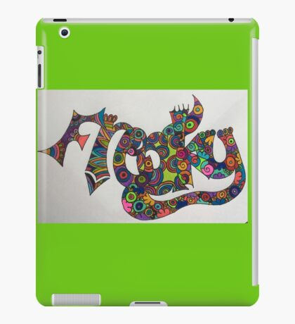 Freaky iPad Case/Skin