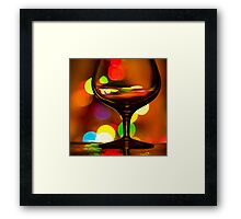Happy Holidays 2 Framed Print