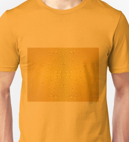 Beer glass macro pattern 8868 Unisex T-Shirt