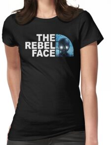 The Face of Hope Womens Fitted T-Shirt