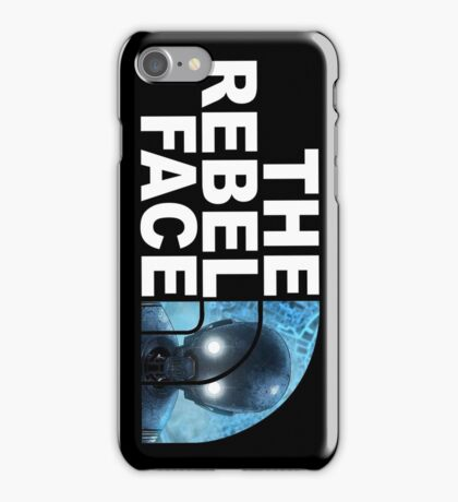 The Face of Hope iPhone Case/Skin