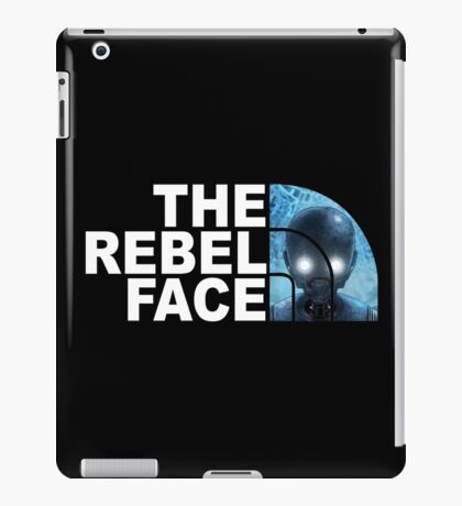 The Face of Hope iPad Case/Skin
