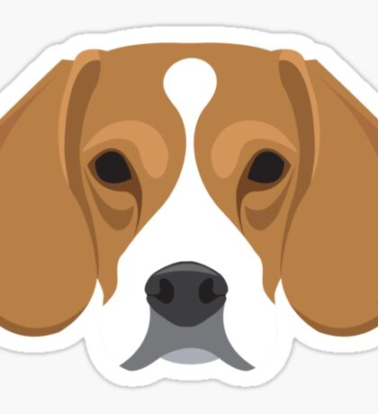Beagle Sticker