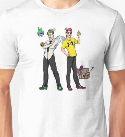 Wandiplier and Jack Cosmic Eye Unisex T-Shirt
