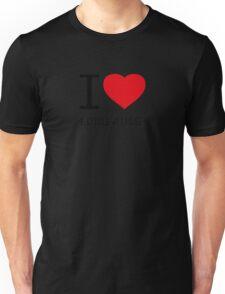 I ♥ LONG JUMP Unisex T-Shirt