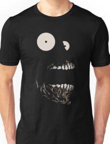 GOOGLE-EYED SKULL Unisex T-Shirt