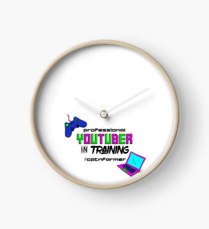 Custom Order Clock
