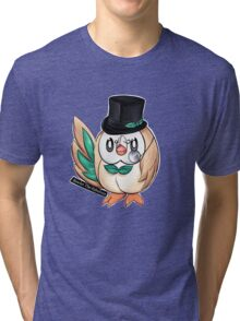 Rowlet The Fabulous Tri-blend T-Shirt
