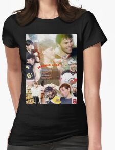 Jagr Womens Fitted T-Shirt