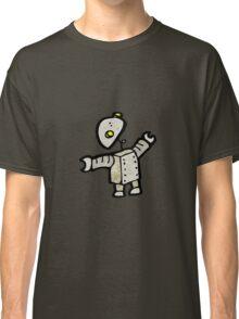 cartoon robot Classic T-Shirt