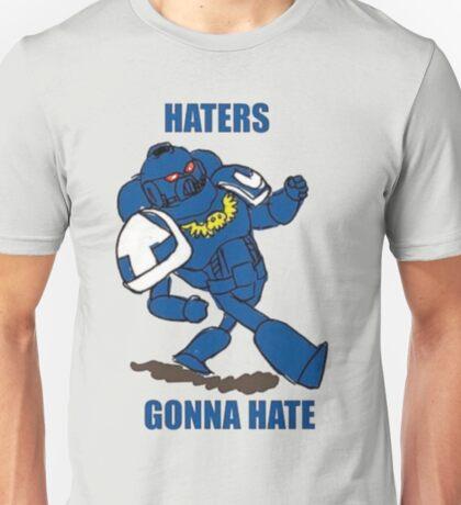 haters gonna ward Unisex T-Shirt