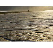 Paradise Beach Textures Photographic Print