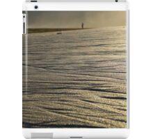 Paradise Beach Textures iPad Case/Skin