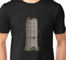 Glitch furniture tower chassis rock tower Unisex T-Shirt