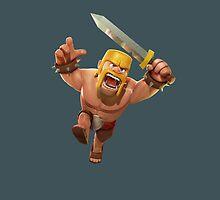 Barbarian Attack! by Malpatix