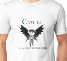 Castiel. Angel of the Lord. Unisex T-Shirt