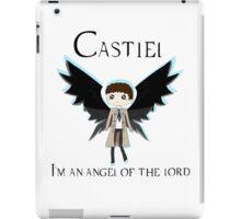 Castiel. Angel of the Lord. iPad Case/Skin