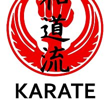 Wadoryu Karate Symbol and Kanji by DCornel