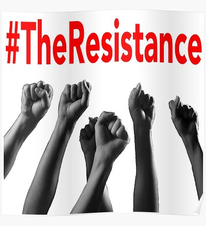 #TheResistance  Poster