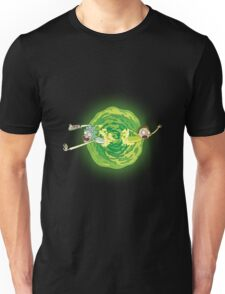 Rick And Morty Spin Unisex T-Shirt