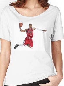 Michael Jordan/ Bulls Women's Relaxed Fit T-Shirt