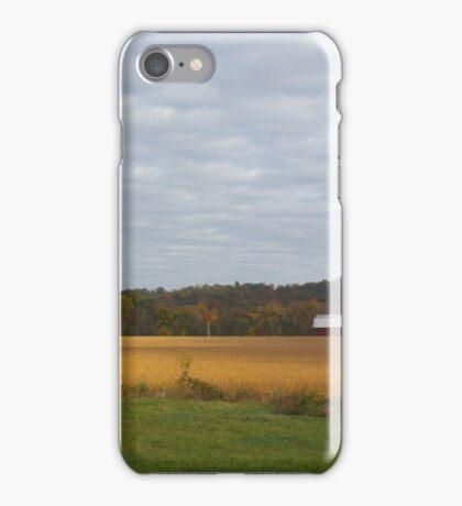 FARM FIELDS iPhone Case/Skin