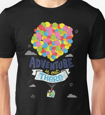 Adventure Out Theress Unisex T-Shirt