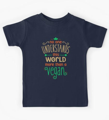 Vegan Kids Tee