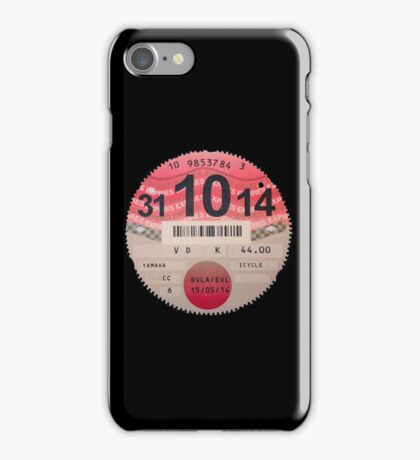 Very Taxing  iPhone Case/Skin