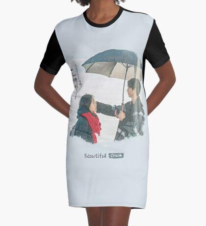 Gong Yoo, Kim Go-Eun Graphic T-Shirt Dress