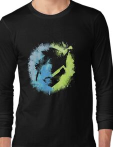 Shimada brothers overwatch Long Sleeve T-Shirt