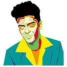 Bruno Mars by 2piu2design