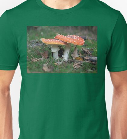 Fly Agaric Friends..... Unisex T-Shirt