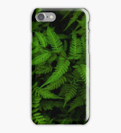 Japanese Ferns iPhone Case/Skin