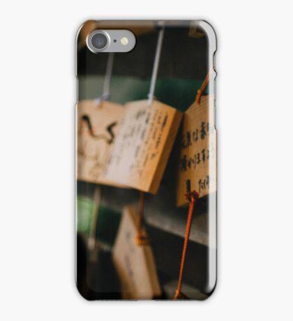 Wishing Well iPhone Case/Skin