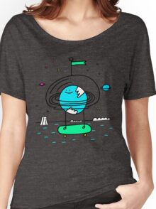 Surreal Planet - Mr Beaker Women's Relaxed Fit T-Shirt
