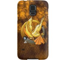 Hunger Phoenix Pokeball Samsung Galaxy Case/Skin
