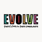Evolve by wordquirk