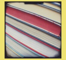 Diagonal red books Kids Clothes