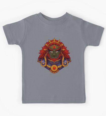 Ganondorf Bust Kids Tee