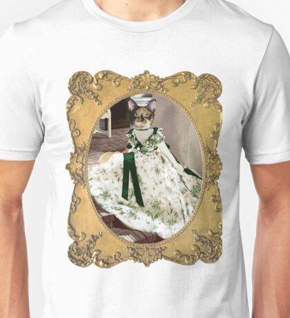 Henrietta O'Hara Framed Unisex T-Shirt