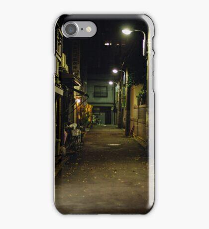 Tokyo Back Alley iPhone Case/Skin