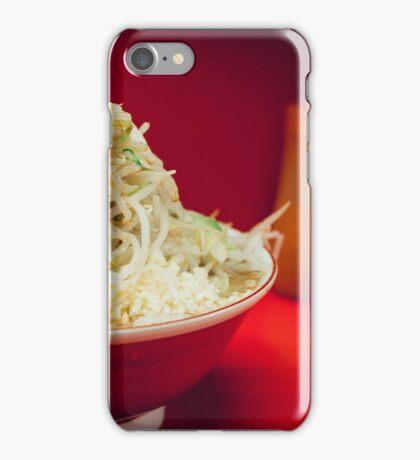 Ramen Jiro iPhone Case/Skin