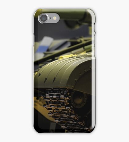 armored tank close to iPhone Case/Skin