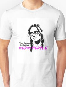 Sorry If I Smell like Dead people - Eliza Unisex T-Shirt