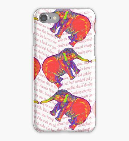 Dancing Elephants iPhone Case/Skin